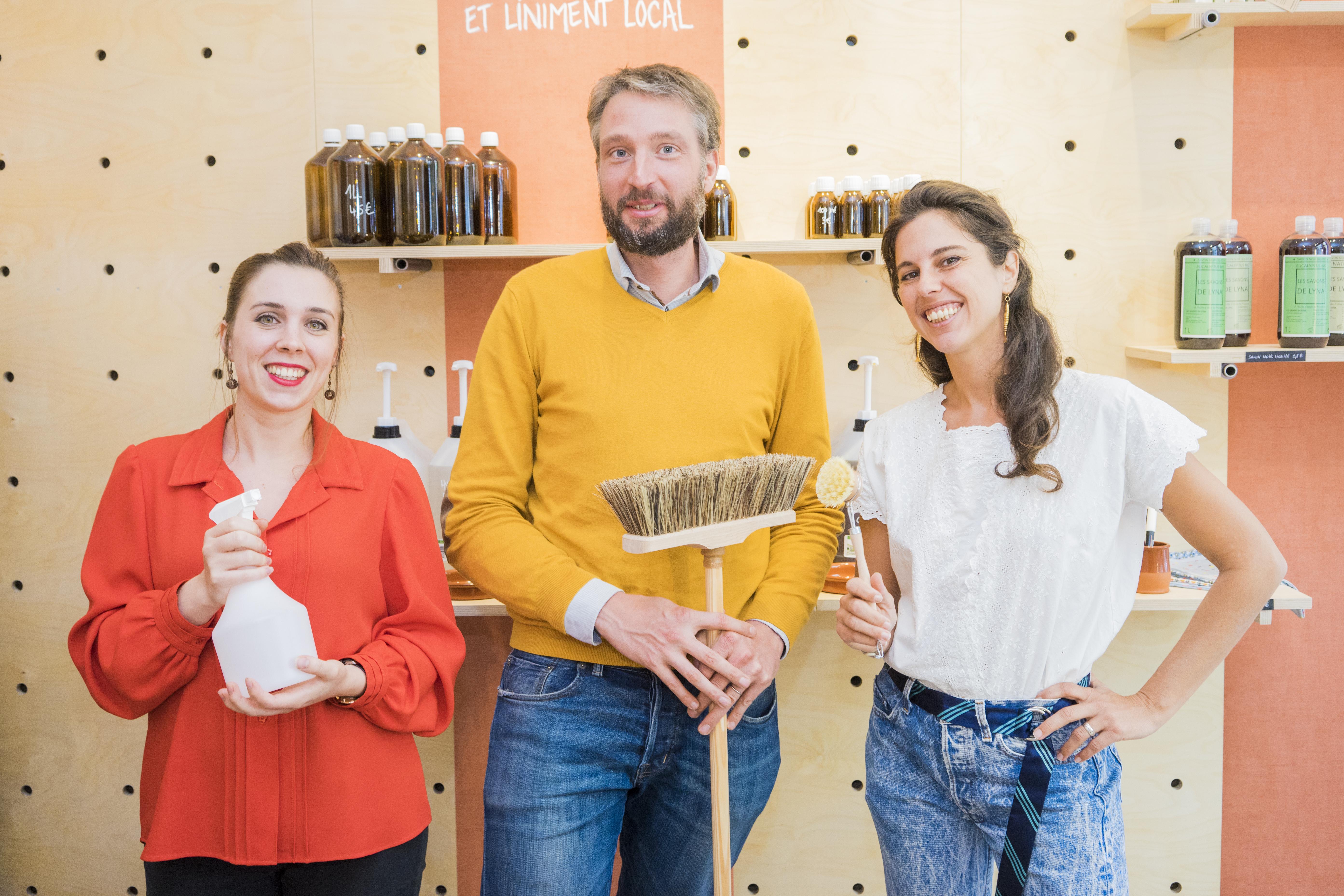 La Ressource teste son concept durable à L'Auberge Espagnole