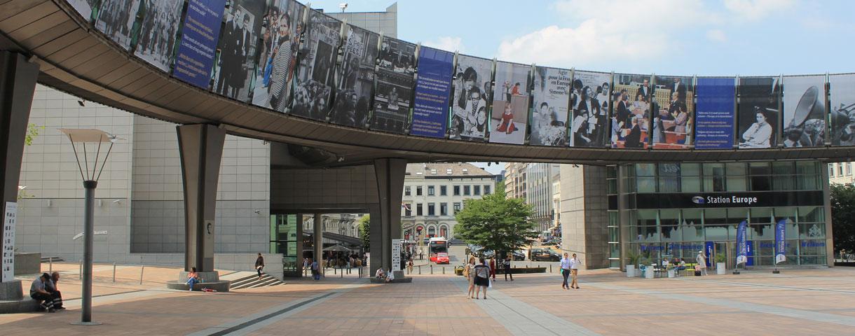 100 idées pour entreprendre dans le Quartier Européen à Bruxelles
